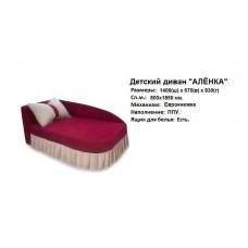 Детский диван Алёнка - магазин мебели Росмебельгрупп