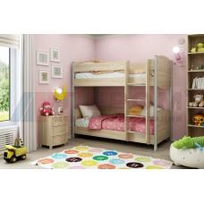 Двухъярусная кровать Валерия