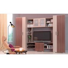 Гостиная (стенка) Бета - магазин мебели Росмебельгрупп