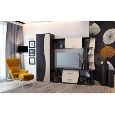 Гостиная (стенка) Капри - магазин мебели Росмебельгрупп
