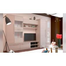 Гостиная (стенка) Монако МДФ - магазин мебели Росмебельгрупп
