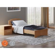 Кровать Этюд - магазин мебели Росмебельгрупп
