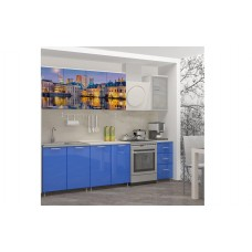 Кухня 2,0 МДФ фотопечать Гаага