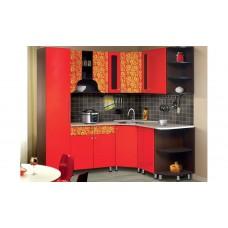 Кухонный гарнитур Хохлома 5