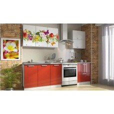 Кухонный гарнитур Роза ( композиция 4 )