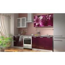Кухонный гарнитур Роза (композиция 2)