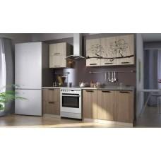 Кухонный гарнитур Вика ( композиция 2)