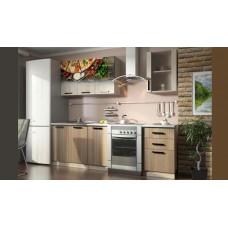 Кухонный гарнитур Вика ( композиция 5)