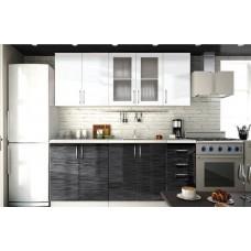 Модульная кухня МДФ 2,0 Страйп
