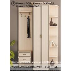Модульная прихожая Калипсо 2 - магазин мебели Росмебельгрупп