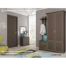 Модульная прихожая Калипсо 5 - магазин мебели Росмебельгрупп