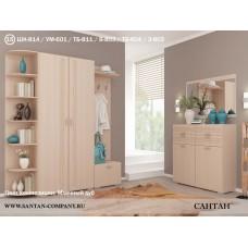 Модульная прихожая Лотос 15 - магазин мебели Росмебельгрупп