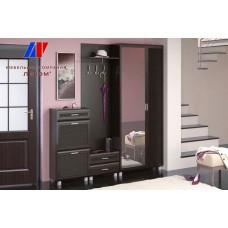 Модульная прихожая Мелисса 1 - магазин мебели Росмебельгрупп