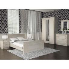 Модульная спальня Афина 1 - магазин мебели Росмебельгрупп