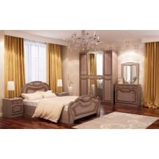 Модульная спальня Александрина Ясень - магазин мебели Росмебельгрупп