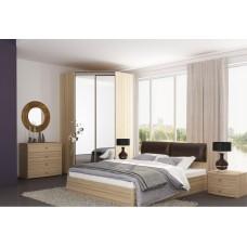 Модульная спальня Арго 3 - магазин мебели Росмебельгрупп