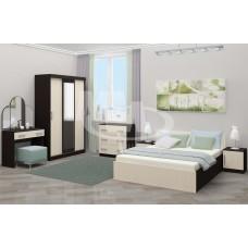 Модульная спальня Бася - магазин мебели Росмебельгрупп