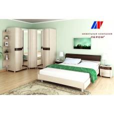 Модульная спальня Дольче Нотте 2.4