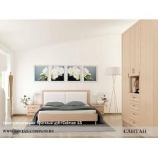 Модульная спальня Элит 1