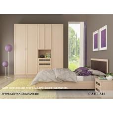 Модульная спальня Элит 3