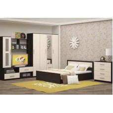 Модульная спальня Фиеста 3