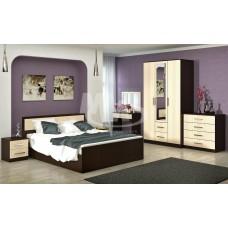 Модульная спальня Фиеста композиция 1