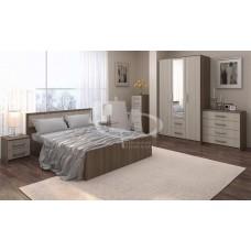 Модульная спальня Фиеста композиция 2
