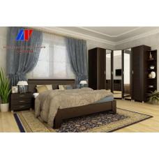 Модульная спальня Камелия 1.2