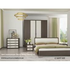 Модульная спальня Камелия 2