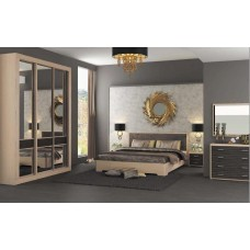 Модульная спальня Пуше 1