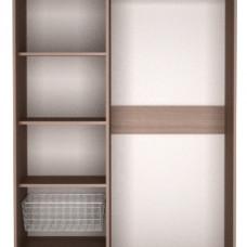 Шкаф-купе Прима двухдверный - магазин мебели Росмебельгрупп