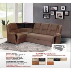 Угловой диван Маэстро 4 - магазин мебели Росмебельгрупп